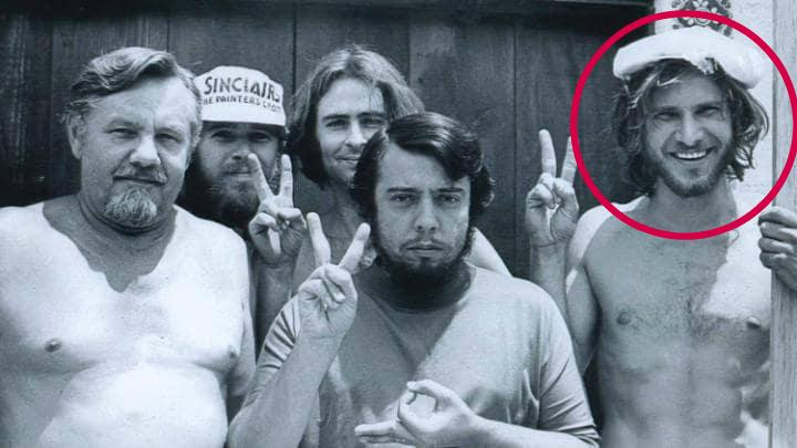 pályaváltás Harrison Ford asztalos