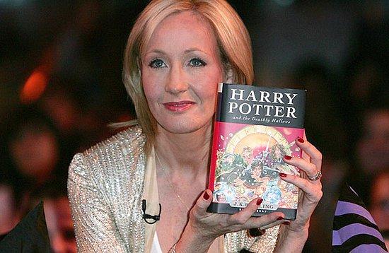 pályaváltás JK Rowling Harry Potter